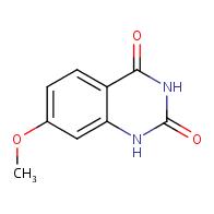 7-methoxy-1,2,3,4-tetrahydroquinazoline-2,4-dione