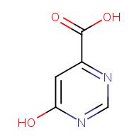 6-hydroxypyrimidine-4-carboxylic acid