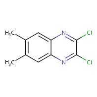 2,3-dichloro-6,7-dimethylquinoxaline