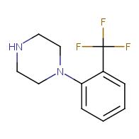1-(2-(trifluoromethyl)phenyl)piperazine