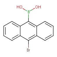 (10-Bromoanthracen-9-yl)boronic acid