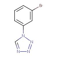 1-(3-Bromophenyl)tetrazole