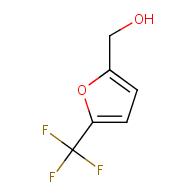[5-(trifluoromethyl)furan-2-yl]methanol