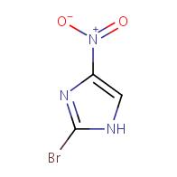 2-bromo-4-nitro-1H-imidazole