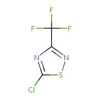 5-Chloro-3-(trifluoromethyl)-1,2,4-thiadiazol