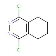 1,4-dichloro-5,6,7,8-tetrahydrophthalazine