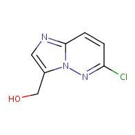 (6-Chloroimidazo[1,2-b]pyridazin-3-yl)methanol