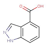 1H-indazole-4-carboxylic acid