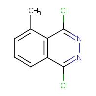 1,4-dichloro-5-methylphthalazine