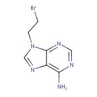 9-(2-bromoethyl)-9H-purin-6-amine