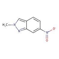2-methyl-6-nitro-2H-indazole