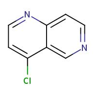 4-chloro-1,6-naphthyridine