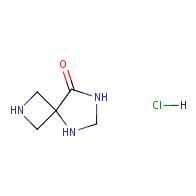 2,5,7-triazaspiro[3.4]octan-8-one hydrochloride