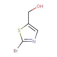 2-Bromothiazole-5-methanol