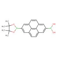 (7-(4,4,5,5-Tetramethyl-1,3,2-dioxaborolan-2-yl)pyren-2-yl)boronic acid