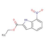 ethyl 7-nitro-1H-indole-2-carboxylate