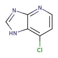 7-chloro-3H-imidazo[4,5-b]pyridine