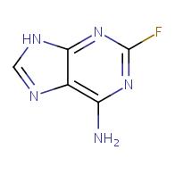 2-fluoro-9H-purin-6-amine