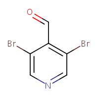 3,5-dibromopyridine-4-carbaldehyde