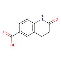 2-oxo-1,2,3,4-tetrahydroquinoline-6-carboxylic acid