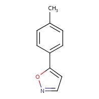 5-(4-methylphenyl)-1,2-oxazole