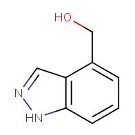 4-(Hydroxymethyl)-1H-indazole