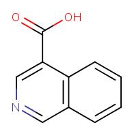 Isoquinoline-4-carboxylic acid