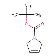 tert-butyl 2,5-dihydro-1H-pyrrole-1-carboxylate