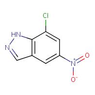 7-Chloro-5-nitro-1H-indazole
