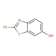 6-Hydroxy-2-mercaptobenzothiazole