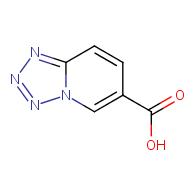 Tetrazolo[1,5-a]pyridine-6-carboxylic acid