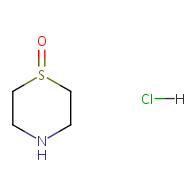 Thiomorpholine-1-oxide hydrochloride