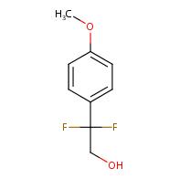 2,2-Difluoro-2-(4-Methoxyphenyl)ethanol