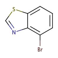 4-bromobenzo[d]thiazole