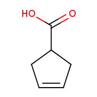 cyclopent-3-ene-1-carboxylic acid