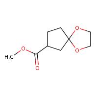 methyl 1,4-dioxaspiro[4.4]nonane-7-carboxylate