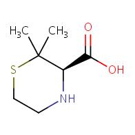 3-thiomorpholinecarboxylic acid, 2,2-dimethyl-, (3r)-