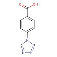 4-(1H-Tetraazol-1-yl)benzoic acid