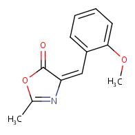 (E)-4-(2-methoxybenzylidene)-2-methyloxazol-5(4H)-one