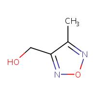 (4-methyl-1,2,5-oxadiazol-3-yl)methanol