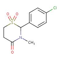Chlormezanone