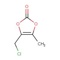 4-(Chloromethyl)-5-methyl-1,3-dioxol-2-one