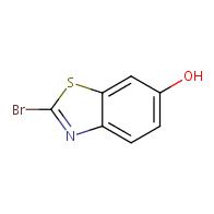 2-bromobenzo[d]thiazol-6-ol