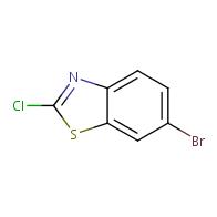 6-bromo-2-chlorobenzo[d]thiazole