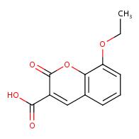8-ethoxy-2-oxo-2H-chromene-3-carboxylic acid