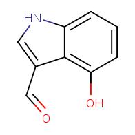 4-Hydroxy-1H-indole-3-carbaldehyde