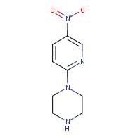 1-(5-Nitropyridin-2-yl)piperazine