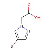 2-(4-bromo-1H-pyrazol-1-yl)acetic acid