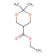 ethyl 2,2-dimethyl-1,3-dioxane-5-carboxylate