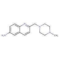 2-[(4-methylpiperazin-1-yl)methyl]quinolin-6-amine